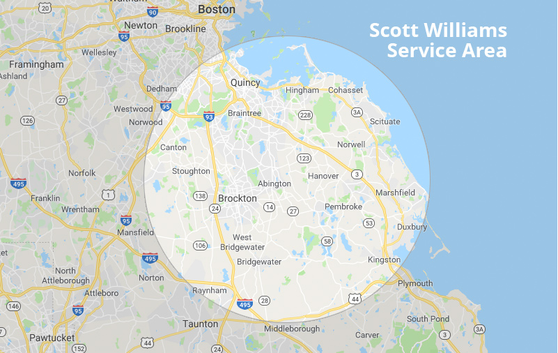 Scott Williams service area