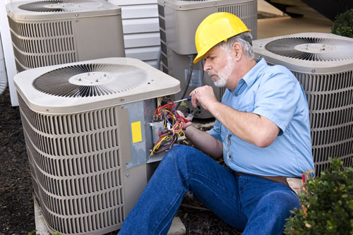 annual maintenance of cooling system south shore